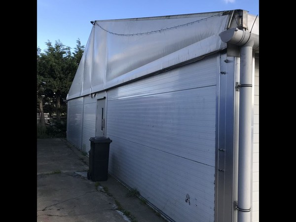 Selling Thermo Temporary Warehouse
