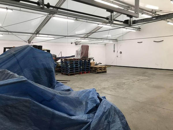 Temporary Warehouse