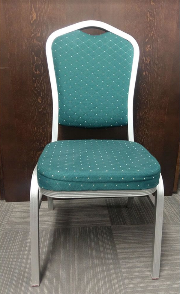 Used aluminum chairs