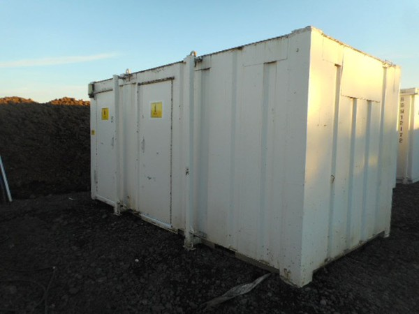 Used toilet trailer for sale