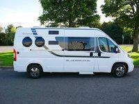 Globecar Globescout Limited 150bhp 3 Berth Motorhome