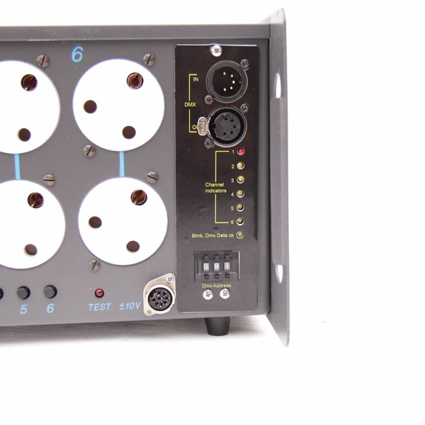 Secondhand Dimmer pack