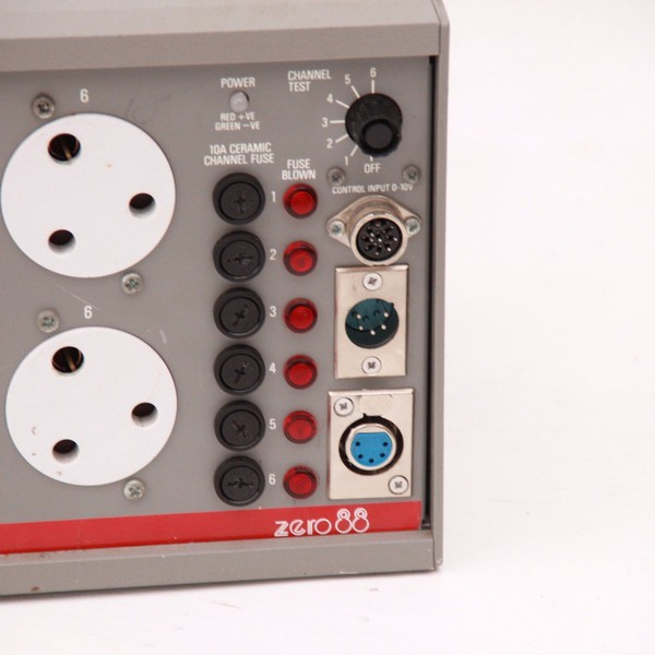 Used dimmer pack