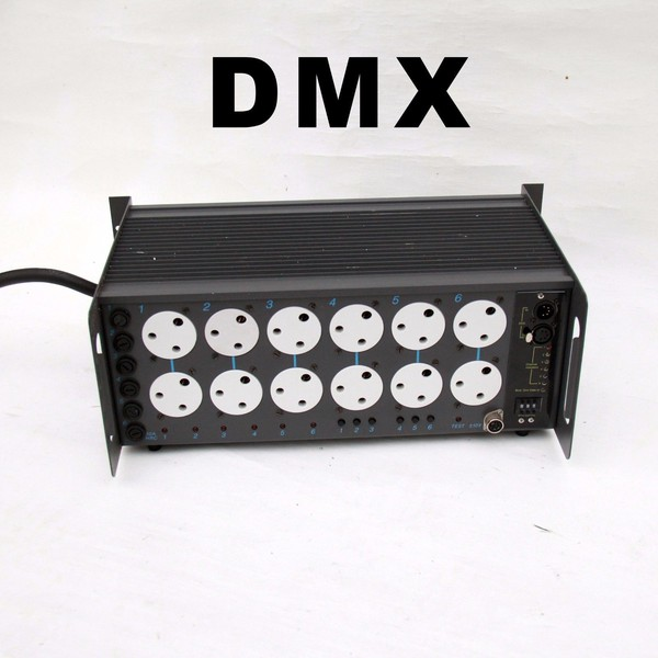 6 channel Dimmer