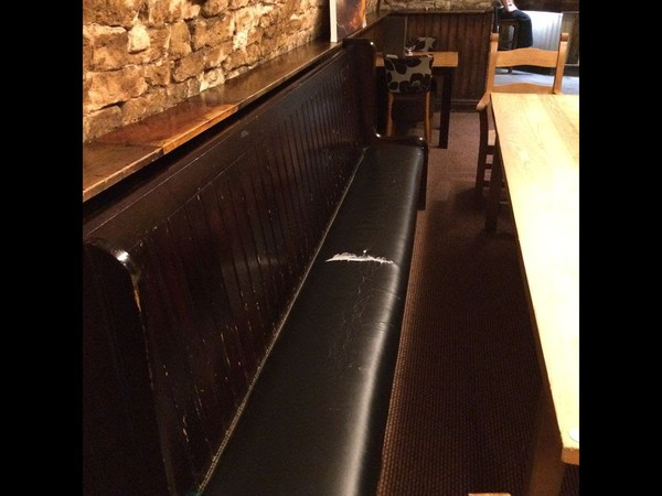 3m Church Pew for sale