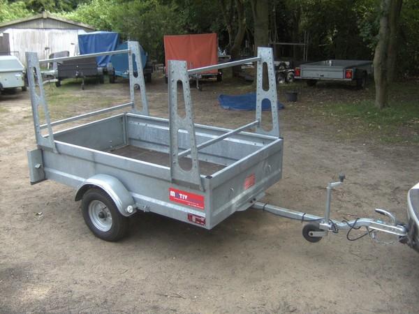 Buy used trailer