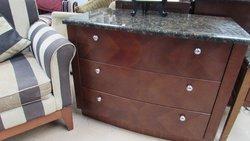 Drawer wood unit