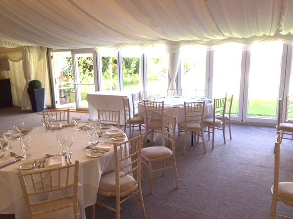 Berkshire marquees for sale
