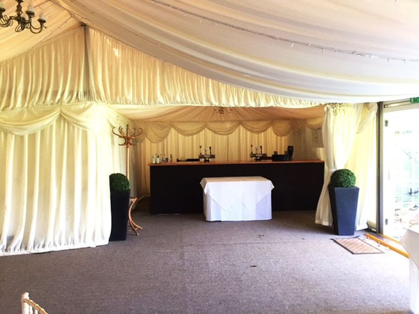 Large framed marquee for sale UK