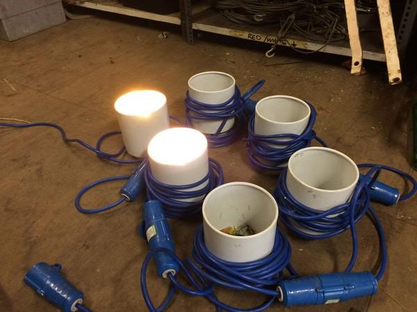 Uplights for sale