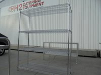 Used 4 Tier Rack  (5767)