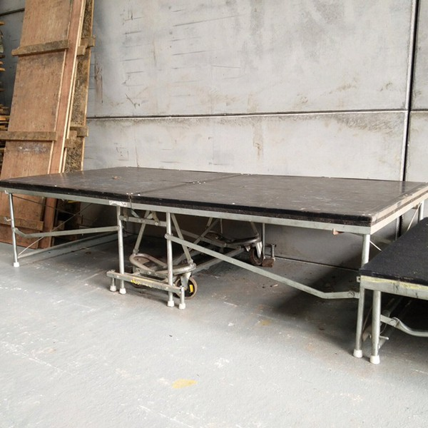 Syco Folding Stage / Mobile Stage Sections