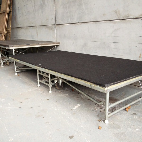Syco Folding Stage / Portable Stage Sections