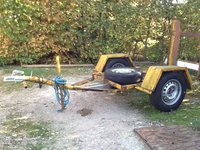 Towing trailer for sale
