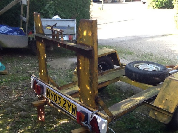Project trailer for sale