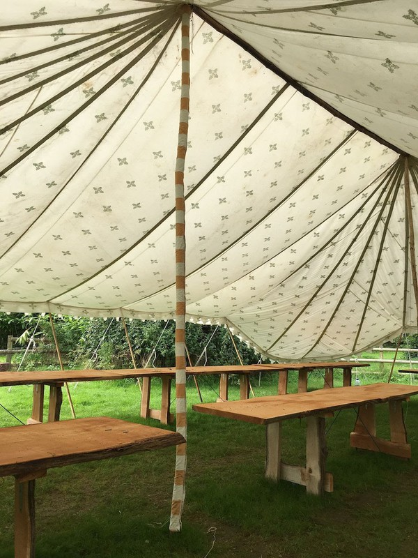 pole marquee for sale