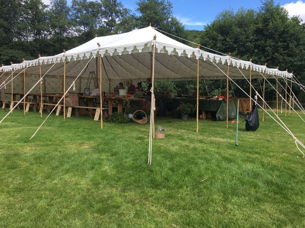 traditional indian pole marquee for sale