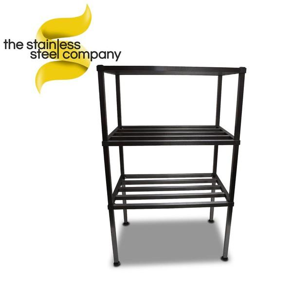 stainless steel Shelving