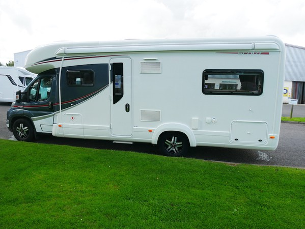 Autotrail Frontier Scout 6 Berth Motorhome