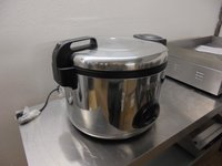 Large rice cooker