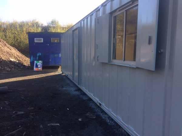40ft container office