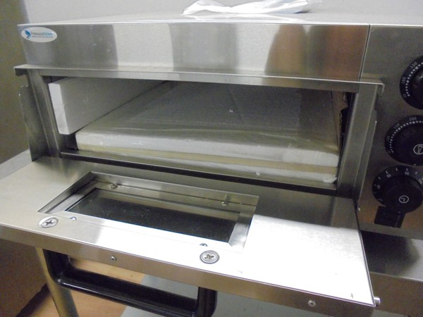 New commercial pizza oven for sale