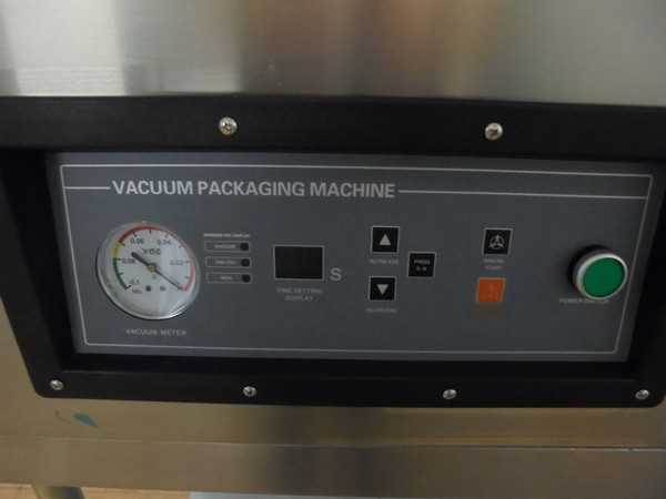 Commercial vac packer