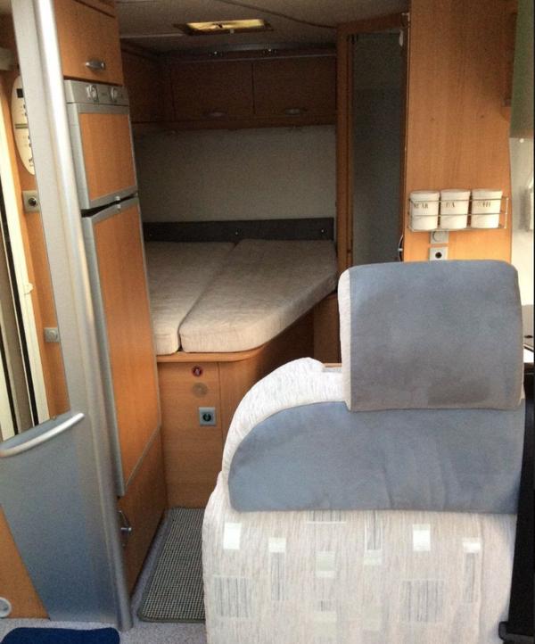Used campervan for sale
