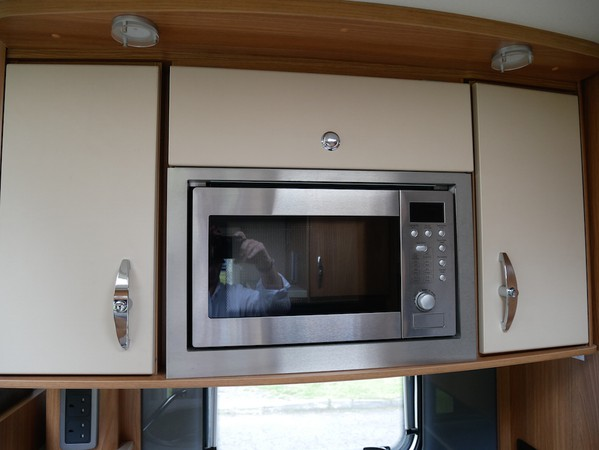 Swift Bolero 724 FB 4 Berth Motorhome