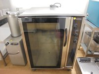 Used electric oven