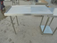 Steel dishwasher table for sale