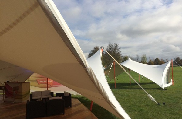 Octabar tent for sale
