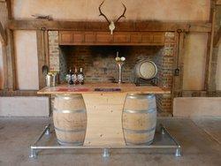 Barrel bar unit for sale