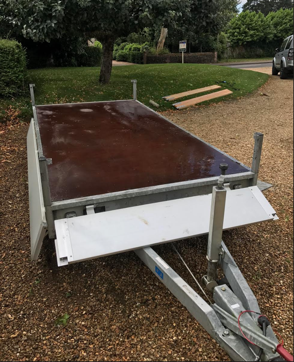 Dropside trailer for sale