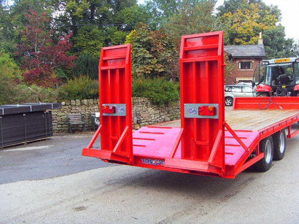 Tuffmac 19 Tonne Low Loader Trailer Twin Axle *Brand New* Or 10T Low Loader