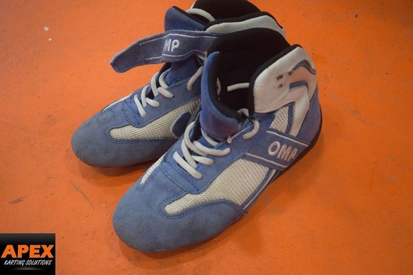 OMP Kids Karting Boots