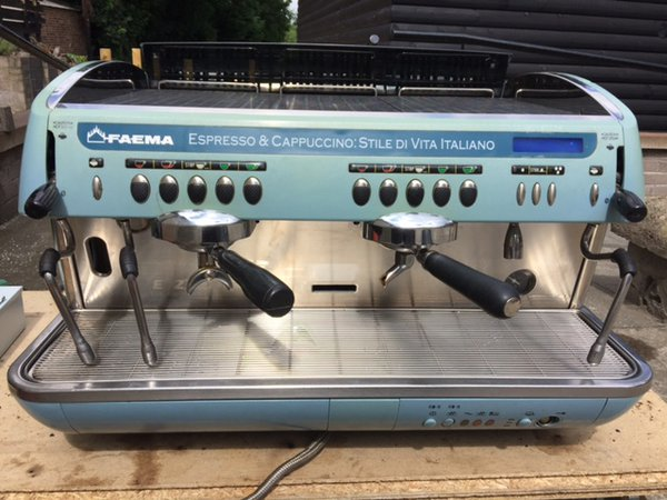 Faema E92 2 Group Coffee Machine