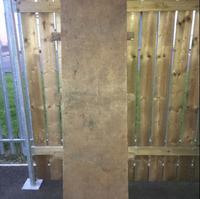 Interlocking floor boards