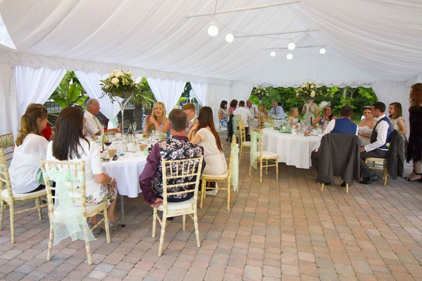 Marquee hire business available to buy