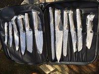 New knives
