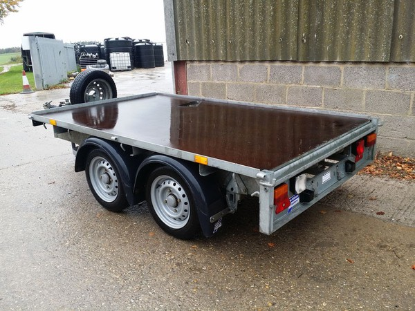 Used ifor trailer for sale