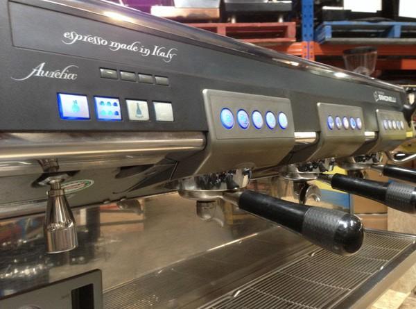 Aurelia 3 group coffee machine