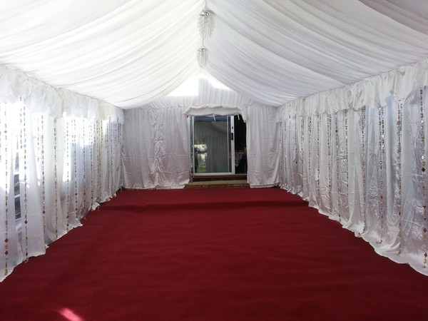 Gala Marquees, Accessories, Flooring, Lighting
