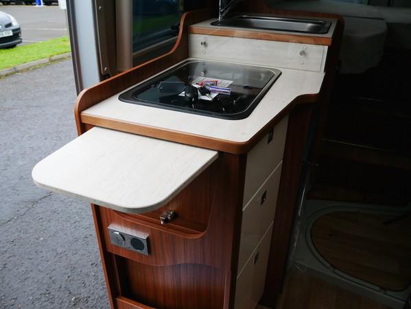Globecar Globestar 600L- 150bhp 3 Berth Motorhome