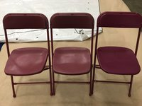 Samsonite style folding chairs