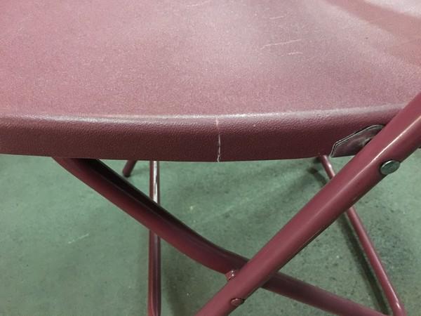 damaged chairs