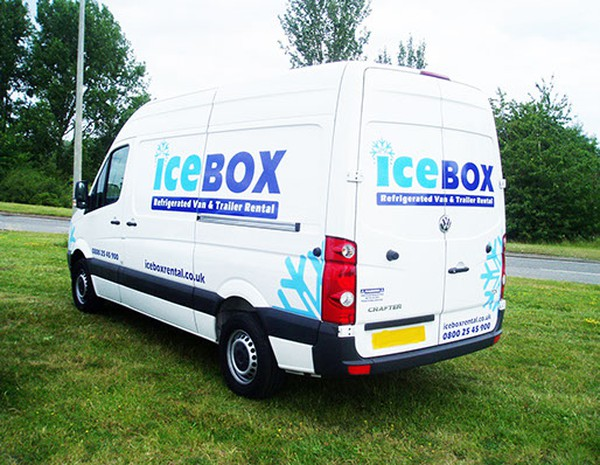 Volkswagen Crafter CR35 (109) MWB H/R Freezer Van with Standby