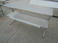 Stainless Steel 2 Tier Gantry Shelf (5850)