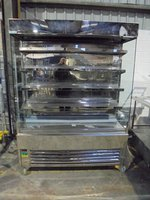 Used Frost-Tech SD60 Stainless Steel Multideck Chiller	(5869)