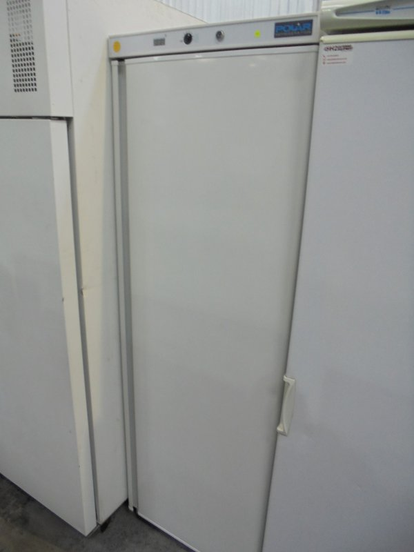 New B Grade Polar CD612 White Single Fridge(5872)